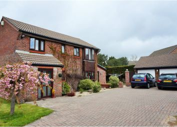 Thumbnail 4 bed detached house for sale in Yr Hafod, Llangyfelach
