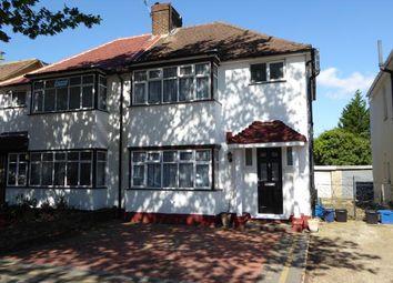 Thumbnail 3 bed semi-detached house for sale in Argyle Avenue, Hounslow