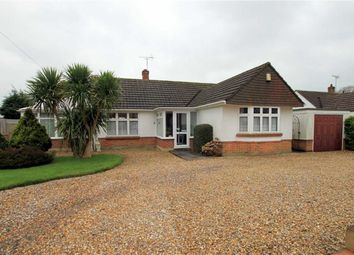 Thumbnail 2 bed detached bungalow for sale in Heather Close, Walkford, Christchurch, Dorset