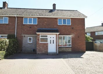 Thumbnail 3 bedroom semi-detached house for sale in Princes Road, Bungay