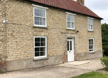 Thumbnail 4 bedroom detached house to rent in Wharram, Malton
