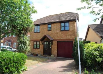 Thumbnail 4 bed detached house for sale in Wilding Drive, Grange Farm, Kesgrave, Ipswich