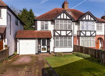 Thumbnail 3 bed semi-detached house for sale in Eastcote Road, Ruislip, Middlesex