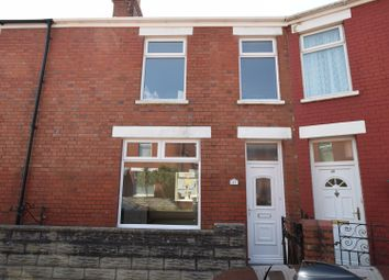 Thumbnail 3 bed terraced house for sale in Castle Street, Barry