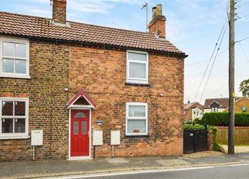 Thumbnail 2 bedroom cottage for sale in Main Street, Seaton, East Yorkshire