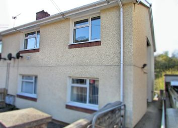 Thumbnail 2 bed flat for sale in Curwen Close, Pontrhydyfen, Port Talbot, West Glamorgan.