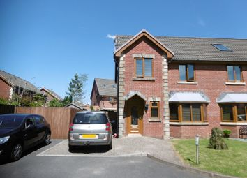 Thumbnail 3 bedroom semi-detached house for sale in Graig Newydd, Godrergraig, Swansea.