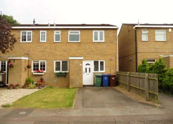 Thumbnail 3 bed end terrace house for sale in Lincoln Close, Bicester