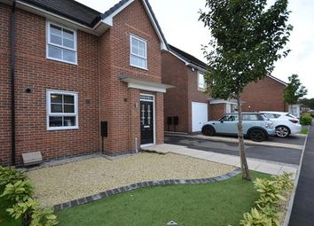 Thumbnail 4 bed semi-detached house for sale in Findley Cook Road, Highfield, Wigan