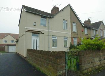 Thumbnail 3 bed end terrace house for sale in Markham Avenue, Armthorpe, Doncaster.