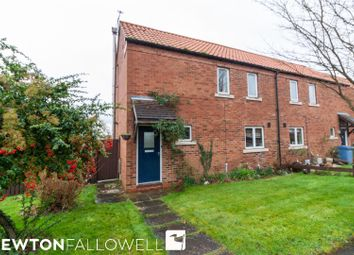 Thumbnail 2 bed semi-detached house for sale in Tuxford Road, East Markham, Newark