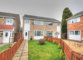 Thumbnail 3 bedroom semi-detached house to rent in Renfrew Green, Newcastle Upon Tyne