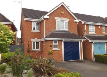 Thumbnail 3 bed detached house for sale in Whinlatter Drive, West Bridgford, Nottingham