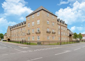 Thumbnail 1 bed flat for sale in Bowsher Court, Ware