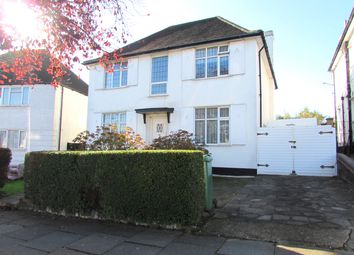 Thumbnail 2 bed flat to rent in Uxendon Crescent, Wembley