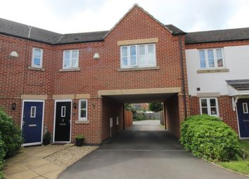 Thumbnail 3 bed mews house for sale in Eaton Drive, Rugeley