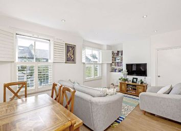 Thumbnail 3 bed flat to rent in Broughton Road, Fulham, London