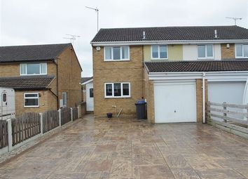 Thumbnail 3 bed semi-detached house for sale in Harwood Drive, Sheffield