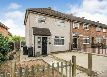 Thumbnail 3 bed end terrace house for sale in Borders Lane, Loughton