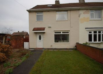 Thumbnail 3 bedroom semi-detached house for sale in Yewburn Way, Benton, Newcastle Upon Tyne