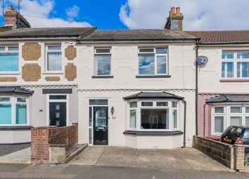 Thumbnail 3 bed terraced house for sale in Second Avenue, Gillingham