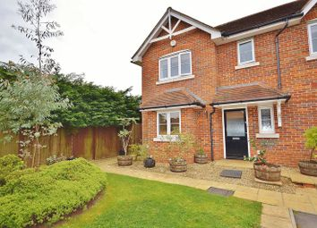 Thumbnail 3 bed end terrace house for sale in Beechwood View, Saunderton, High Wycombe