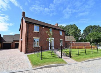 Thumbnail 5 bed detached house for sale in Rodington Fields, Rodington, Shrewsbury