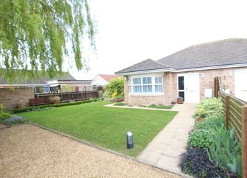 Thumbnail 3 bedroom semi-detached bungalow for sale in Main Street, Witchford, Ely
