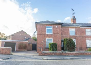 Thumbnail 3 bed semi-detached house for sale in Stanley Street, Worksop, Nottinghamshire