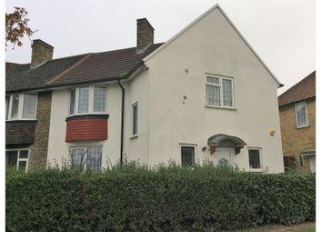 Thumbnail 3 bed end terrace house for sale in Hatfield Road, Dagenham