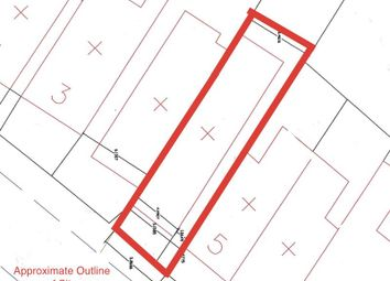 Thumbnail Land for sale in Waterloo Road, Falmouth
