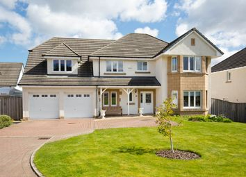 Thumbnail 5 bed detached house for sale in Jubilee Park, Peebles