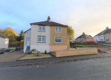 Thumbnail 2 bed semi-detached house for sale in 4 Waterside Road, Kilwinning