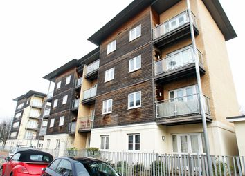 Thumbnail 1 bedroom flat to rent in Heol Staughton, Cardiff