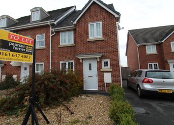Thumbnail 4 bed property to rent in Leighton Avenue, Middleton, Manchester