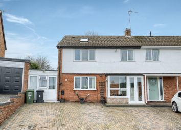 4 bed semi-detached house for sale in Coleridge Close, Redditch B97
