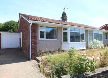 Thumbnail 2 bed bungalow for sale in Kingsmere, Chester Le Street
