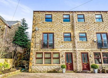 Thumbnail 4 bed semi-detached house for sale in Mons Road, Todmorden