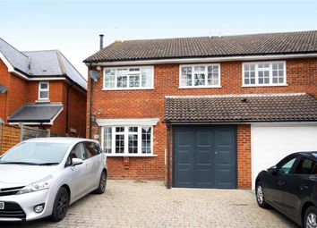 Thumbnail 4 bed property for sale in Merry Hill Road, Bushey WD23.