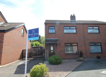 Thumbnail 3 bedroom semi-detached house for sale in Edgewater, Lisburn