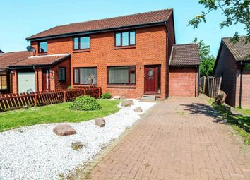 Thumbnail 2 bed semi-detached house for sale in Dovehill, Alloa