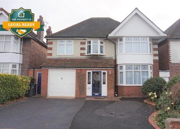 Thumbnail 5 bed detached house for sale in Sunnybank Road, Boldmere, Sutton Coldfield