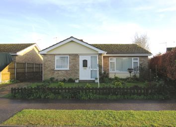 Thumbnail 3 bed detached bungalow for sale in Hamblings Piece, East Harling, Norwich