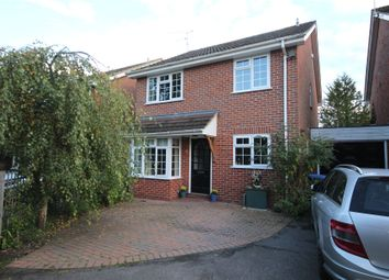 Thumbnail 4 bed detached house for sale in Old Woking, Woking, Surrey