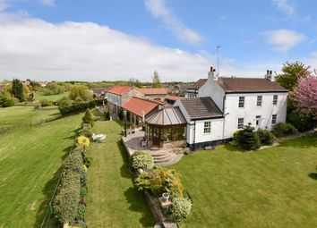 Thumbnail 4 bed detached house for sale in Water Lane, Kirk Smeaton, Pontefract