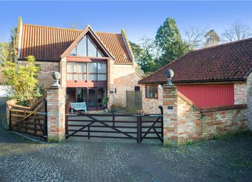 Thumbnail 5 bedroom barn conversion for sale in High Street, Stretham, Ely, Cambs