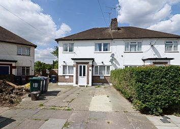 2 bed maisonette to rent in Vineyard Avenue, Mill Hill East, London NW7