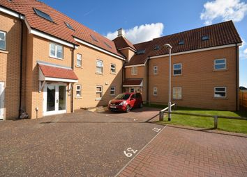 Thumbnail 2 bed flat for sale in Buttermere Way, Carlton Colville, Lowestoft