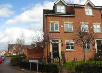 Thumbnail 3 bed town house for sale in Leicester Road, Anstey, Leicester