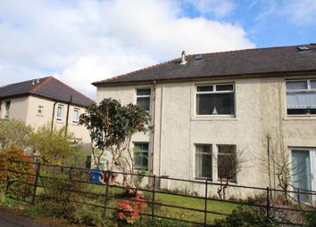 Thumbnail 2 bed cottage for sale in Gael Street, Greenock, Inverclyde
